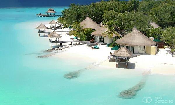 Yılbaşı için Maldivler Turları 'na yoğun talep