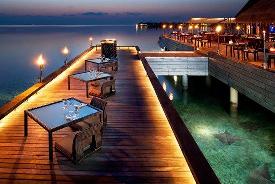 Maldivler W Retreat Maldives