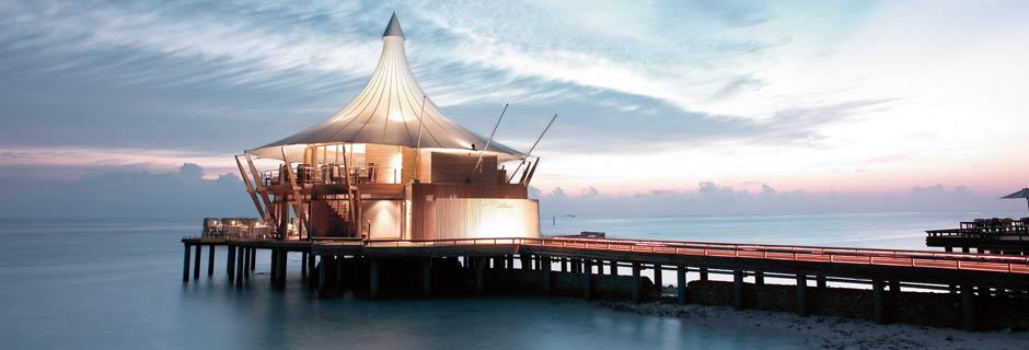 Hayalinizdeki Maldivler balayı tatili