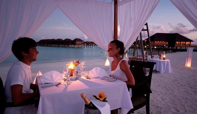 Romantizm Ülkesi Maldivler