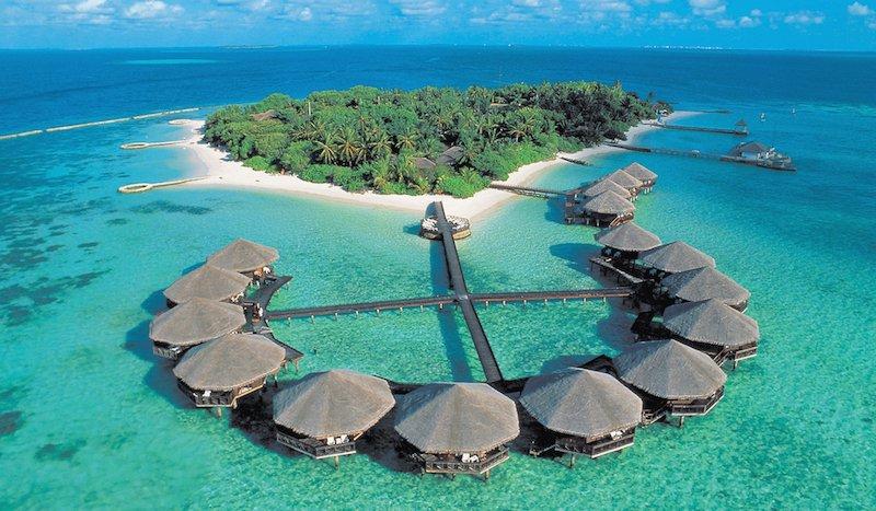 Cennetin yeryüzündeki tanımı Maldivler
