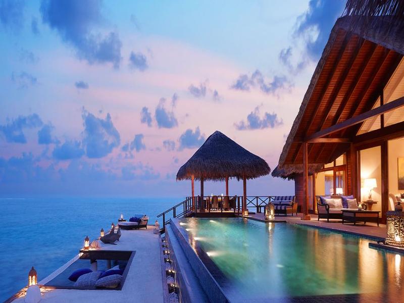 Uzmanlar Maldivler 'de Tatil Öneriyor